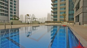 Dubai Marina – Two bedroom palm and sea view apartment in Princess Tower