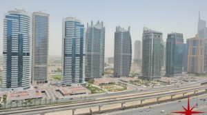 Dubai Marina, New 1 Bedroom Apt, Close to Metro Station and Tram station, with Marina, JLT Skyline, Golf Course and Main Sheikh Zayed Road View