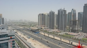 Dubai Marina, New 1 Bedroom Apt, Close to Metro Station and Tram station, with JLT Skyline and Main Sheikh Zayed Road View