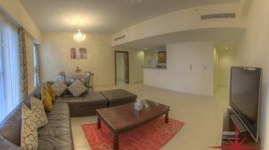 Business Bay, Executive Tower, Short Term Lease, 1 BR Tastefully Furnished Apartment