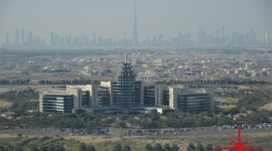 Dubai Silicon Oasis, Partially Fitted Offices, Exclusive Commercial Project with Great Views