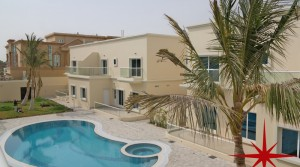 Jumeirah, Brand New 4 Ensuite Bedrooms, Maids room, Large Compound Villa with Swimming Pool