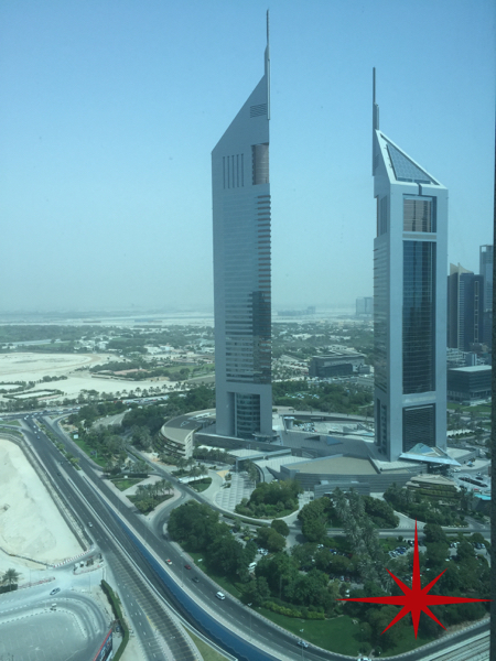 Fully Fitted Office at AED 85psf, Facing Sheikh Zayed Road, Latifa Towers