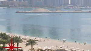 Palm Jumeirah, Large 2 BR Apt With Marina Skyline and Sea View