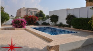 Upgraded 4 Bedrooms Villa With Private Pool and Garden