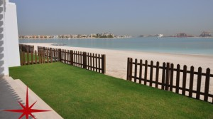 Direct Access to the Beach, 5 BR Brand New Townhouse With Burj Al Arab View