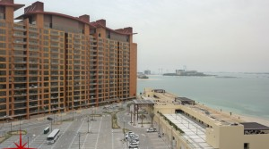 Large furnished 1 bedroom, chiller/Ac included in the rent