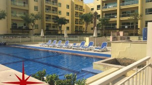 Fully Furnished Studio in Al Alka 1