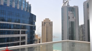 Bay Central, Furnished Apt with Panoramic Views of Marina/JBR