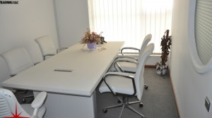 Fully Fitted Office with Partitions Near to the Metro