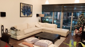 Spacious apartment with a study in 8 boulevard walk