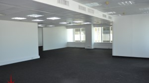 Well Maintained Building on SZR with Fully Fitted Office Space with Plenty of Sunshine