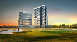 Worthwhile Investment | 1 BR Apartment @ AED 622,000 Golf Vita in DAMAC HILLS