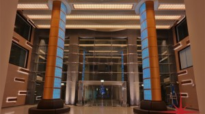 Latifa Tower, Partially Fitted Office For Rent