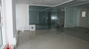 Latifa Tower, Fully Fitted Office For Lease