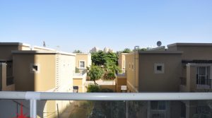 Large 1 BR in Le presidium Tower 2 facing The Villa Community