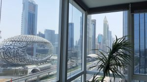 Fitted Office I Amazing SZR View I Next to Metro