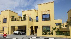 Brand New Villa  5 BR + Maids Room   1 Month Free